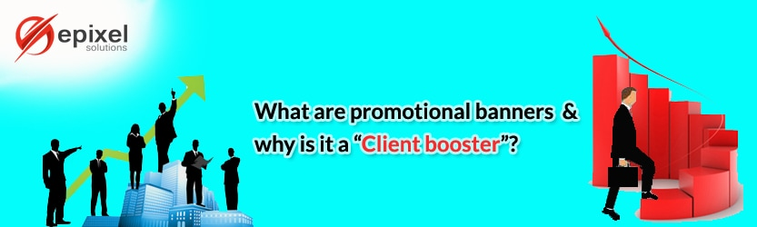 Promotional banners and Client Booster in Marketing Software Program