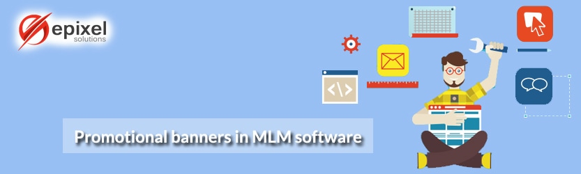 MLM Software with Promotional Banners
