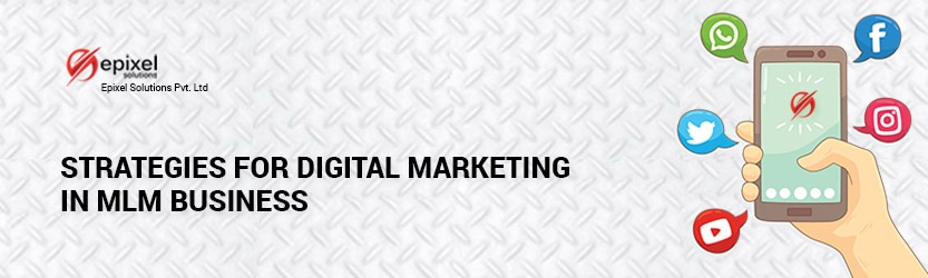strategies for digital marketing in mlm business